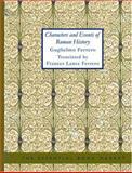 Characters and Events of Roman History, Guglielmo Ferrero, 1426487592