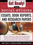 Essays, Book Reports, and Research Papers, Nancy White and Francine Weinberg, 007137759X
