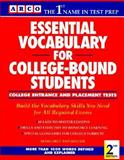 Essential Vocabulary for College-Bound Students 9780671867591