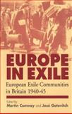 Europe in Exile, Martin Conway and Jose Gotovitch, 157181759X