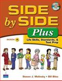 Value Pack : Side by Side Plus 4 and Activity and Test Prep Workbook 4, Molinsky and Molinsky, Steven J., 0135087597