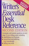 The Writer's Essential Desk Reference, Writer's Digest Staff, 0898797594