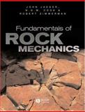 Fundamentals of Rock Mechanics, Jaegersen, John and Zimmerman, Robert, 0632057599
