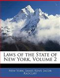 Laws of the State of New York, New York and James Kent, 1143277597