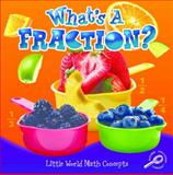 What's a Fraction?, Nancy Allen, 1617417599