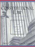 Constitutional Law Vol. II : Cases in Context, Foster, James C. and Leeson, Susan M., 0135687594