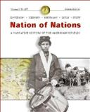 Nation of Nations : A Narrative History of the American Republic, Davidson, James West and Heyrman, Christine Leigh, 0072487607