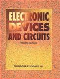 Electronic Devices and Circuits, Bogart, Theodore F., Jr., 0133937607