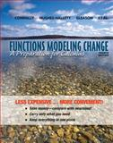 Functions Modeling Change a Preparation for Calculus, Connally, Eric and Hughes-Hallett, Deborah, 0470917601