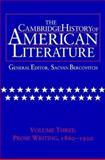 The Cambridge History of American Literature, Bercovitch, Sacvan, 0521857600