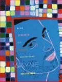 Blue Stranger with Mosaic Background, Wayne Koestenbaum, 1933527609