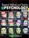 Research Methods and Statistics in Psychology, Coolican, Hugh, 0340747609