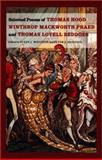 Selected Poems of Thomas Hood, Winthrop Mackworth Praed and Thomas Lovell Beddoes, Susan J. Wolfson, 0822957604