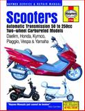 Scooters Automatic Transmission 50 to 250cc Two-Wheel Carbureted Models, , 1563927608