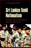 Sri Lankan Tamil Nationalism 9780774807609