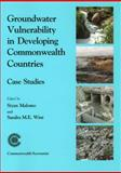 Groundwater Vulnerability in Developing Commonwealth Countries : Case Studies, , 0850927617