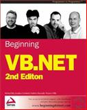 Beginning VB.NET, Reynolds, Matthew and Crossland, Jonathan, 1861007612