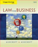 Law for Business, Ashcroft, John D. and Ashcroft, Janet, 1133587615