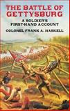 The Battle of Gettysburg, Frank A. Haskell, 0486427617