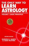 The Only Way to Learn Astrology 9780935127614