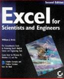 Excel for Scientists and Engineers, Orvis, William J., 0782117619