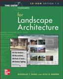 Landscape Architecture, Dines, Nicholas T. Associate Professor of Landscape Architecture and Brown, Kyle D., 0071357610