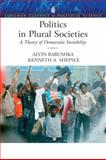 Politics in Plural Societies : A Theory of Democratic Instability, Rabushka, Alvin and Shepsle, Kenneth, 0205617611