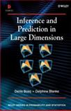 Inference and Prediction in Large Dimensions, Bosq, Denis and Blanke, Delphine, 0470017619