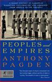 Peoples and Empires, Anthony Pagden, 0812967615