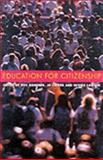 Education for Citizenship, , 0826447619