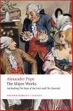 Major Works, William Blake and Alexander Pope, 0199537615