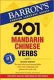 201 Mandarin Chinese Verbs, Eugene Ching and Nora Ching, 0764137611