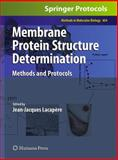 Membrane Protein Structure Determination : Methods and Protocols, , 1607617617