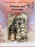 Annual Editions: Violence and Terrorism 10/11, Badey, Thomas, 0078127610