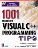 1001 Microsoft Visual C++ Programming Tips 9780761527619