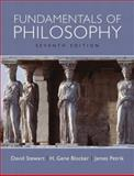 Fundamentals of Philosophy, Stewart, David and Blocker, H. Gene, 0205647626