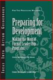 Preparing for Development 9781882197620