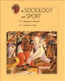 Sociology of Sport, Nixon, Howard L., II and Frey, James H., 0534247628