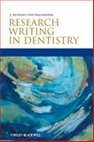 Research Writing in Dentistry, von Fraunhofer, J. Anthony, 081380762X