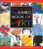 The Jumbo Book of Art, Irene Luxbacher, 1550747622
