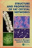 Structure and Properties of Fat Crystal Networks, Second Edition, Alejandro G. Marangoni, 1439887624