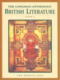 The Longman Anthology of British Literature Vol. 1A : The Middle Ages, Damrosch, David and Baswell, Christopher, 0321067622