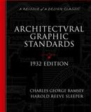 Architectural Graphic Standards for Architects, Engineers, Decorators, Builders and Draftsmen, Ramsey, Charles George and Sleeper, Harold Reeve, 0471247626
