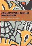 Conservation Science and Action, , 0865427623