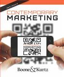 Contemporary Marketing, Update 2015, Boone, Louis E. and Kurtz, David L., 1285187628