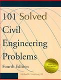 101 Solved Civil Engineering Problems, Lindeburg, Michael R., 1888577622