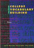 College Vocabulary Building, Perry, Devern J., 0538717629