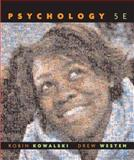 Psychology, Westen, Drew and Kowalski, Robin M., 0470087625