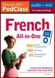 French : Language Reference and Review for Your iPod, Chapin, Alex, 0071627626