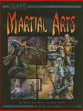 Gurps Martial Arts, Peter Dell'orto and Sean Punch, 1556347626